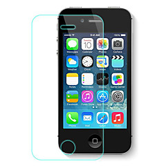 Anti-Splintres Anti Chok 2.5D 9H 0.33Mm splintre-sikker Hærdet Glas Skærmbeskytter Til Iphone 4 / 4S