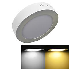 12W Mennyezeti izzók 60 SMD 2835 960 lm Meleg fehér / Hideg fehér Dekoratív AC 85-265 V 1 db.