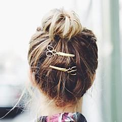 Spinki do włosów - Ślub / Impreza / Codzienny / Casual (Stop)