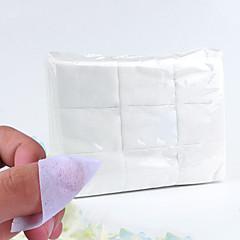900pcs descartável manicure nail art polonês removedor toalhetes limpas