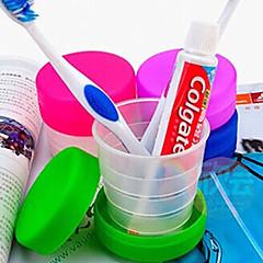 폴더 용 세면용품 플라스틱