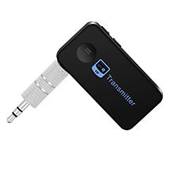 Nadajnik Bluetooth muzyka dźwięku stereo z 3,5 mm wyjście audio na głośniki lub słuchawki bluetooth