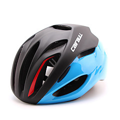 Berg / Weg / Sporten-Fietsen / Bergracen / Wegwielrennen / Recreatiewielrennen-Helm(Geel / Wit / Groen / Rood / Zwart / Blauw,PC / EPS) -