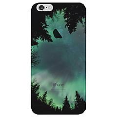 Για iPhone 8 iPhone 8 Plus iPhone 7 iPhone 6 Θήκη iPhone 5 Θήκες Καλύμματα Ημιδιαφανές Πίσω Κάλυμμα tok Ουρανός Τοπίο Μαλακή TPU για Apple