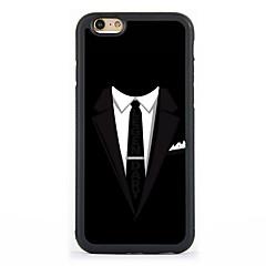 Kompatibilitás iPhone 7 tok iPhone 6 tok iPhone 5 tok tokok Minta Hátlap Case Rajzfilm Kemény Alumínium mert Apple iPhone 7 Plus iPhone 7