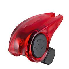 Bisiklet Işıkları emniyet ışıkları Bisiklet Arka Işığı - Bisiklet Alarm Kablosuz Küçük Boy Araçlar İçin Uygun Lümen Kırmızı Bisiklete