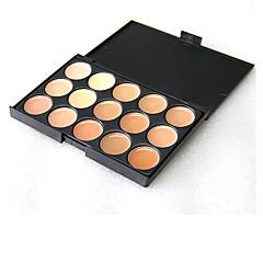 12PCS/SETS Oogschaduwpalet Droog Nat Mat Glinstering Oogschaduw palet Kaki Maat voor reisDagelijkse make-up Halloween make-up Feestelijke