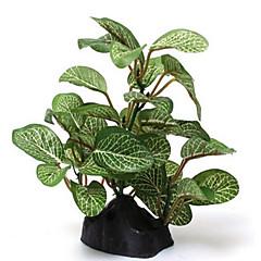 Διακόσμηση Ενυδρείου Φυτά Πλαστικό