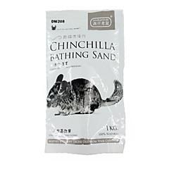Knaagdieren Chinchilla's Reiniging Hout Wit