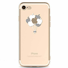 Na Wzór Kılıf Etui na tył Kılıf Owoc Miękkie TPU na Apple iPhone 7 Plus iPhone 7 iPhone 6s Plus/6 Plus iPhone 6s/6 iPhone SE/5s/5