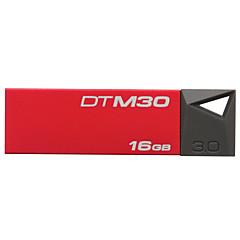 Kingston 16GB USB 3.0 dtm30 flash meghajtó digitális DATATRAVELER mini fém