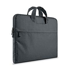 13.3 14.1 15.6 εξαιρετικά λεπτή αδιάβροχη τσάντα χειρός χτυπήματα τσάντα φορητού υπολογιστή για macbook / dell / hp / Sony / επιφάνειας
