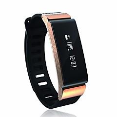 yyw6 smarte armbånd / smart ur / aktivitet trackerlong standby / skridttællere / pulsmåler / vækkeur / distance tracking /