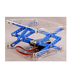 Spielzeuge Für Jungs Entdeckung Spielzeug Solar betriebene Spielsachen Quadratisch Metall Plastik Marinenblau