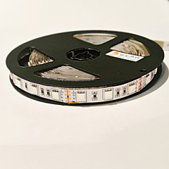 z®zdm 5m 72W 300pcs 5050 3red 1blue / onder leiding plantaardige licht strip 12V