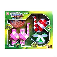 Rubik küp Pürüzsüz Hız Küp Düz Yapışkan ayarlanabilir yay Kendin-Yap Seti Sihirli Küpler