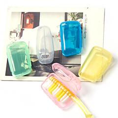 Călătorie Organizator Împachetare Articole Toaletă Rezistent la umezeală Rezistent la Praf Ultra Ușor (UL) Antibacterial Portabil Plastic