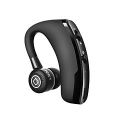 Håndfri forretning bluetooth headset med mikrofonkontrol trådløse bluetooth øretelefon hovedtelefon sport musik ørepropper