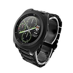 g6 mtk2502 erittäin ohut IPS näyttö vaihe hinnan sykkeen seurantaan metalli hihna bluetooth SmartWatch Android&iOS