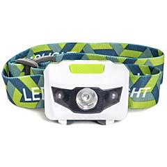 Pandelamper LED 500 Lumen 4.0 Tilstand LED AAA Vandtæt Nødsituation Super let Camping/Vandring/Grotte Udforskning Dagligdags Brug Cykling