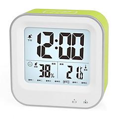 디지털 플라스틱 알람 시계,LED