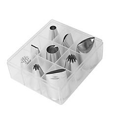 Dessert Dekoratører 3D Andet Rustfrit Stål + A-klasse ABS Andet