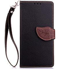 Case voor Sony Xperia xz xa case cover kaarthouder portemonnee met tribune flip full body case solide kleur hard pu leer voor xperia x