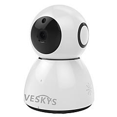 Veskys® 2.0mp 1080p hd supraveghere de securitate wifi ip camera de stocare nor de stocare în două direcții audio de la distanță monitor