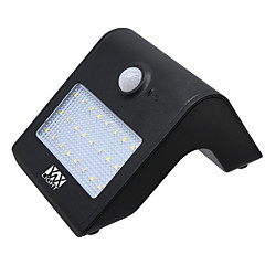 ywxlight® emberi test indukció 3w vízálló led napelem lámpák kerti világítás kültéri táj fűnyíró lámpa napelemlámpa 1 db