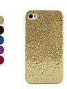 Etui de Protection Brillant pour iPhone 4/4S - Couleurs Assorties