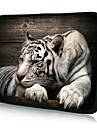 "de descanso tigre neoprene manga caso laptop por 10-15 ""ipad macbook dell hp acer samsung"