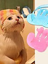 Chat Chien Toilettage Brosses Animaux de Compagnie Accessoires de Toilettage Bleu Rose