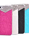 Joyland Циркон Украшение Мех Surface Вернуться чехол для iPhone 5/5S (разных цветов)