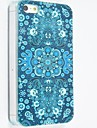 For iPhone 5 Case Pattern Case Back Cover Case Flower Hard PC iPhone SE/5s/5