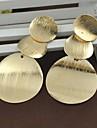 드랍 귀걸이 의상 보석 합금 보석류 제품 일상