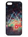 Alien Pattern Hard Case for iPhone 5/5S