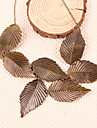 Women's Pendant Necklaces Statement Necklaces Alloy Leaf Statement Jewelry Jewelry Party