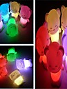 Coway Colorful Happy Cat LED Nightlight