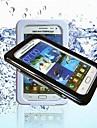 IP68 plastico e silicone caso escudo protetor impermeavel para Samsung Galaxy Nota 2/3/4 (cores sortidas)