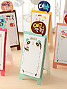 Animal Family Self-Stick Notes (Random Color)