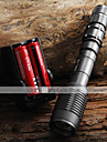 LED Flashlights/Torch Handheld Flashlights/Torch LED 2000 Lumens 5 Mode Cree XM-L T6 Adjustable Focus Zoomable for Camping/Hiking/Caving
