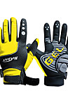 NUCKILY® Sports Gloves Women\'s Men\'s Unisex Cycling Gloves Autumn/Fall Winter Bike Gloves Keep Warm Waterproof Windproof Anti-skidding