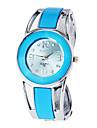 Women\'s Watch Bracelet Watch Blue Round Dial Cool Watches Unique Watches Fashion Watch Strap Watch