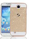 Pour Samsung Galaxy Coque Strass Coque Coque Arriere Coque Brillant Polycarbonate pour Samsung S5 Mini S4 Mini S3 Mini