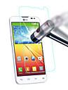 0.3mm закаленное протектор с тканью из микроволокна для LG K10 стеклянный экран