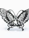 Женский Броши Мода бижутерия Сплав В форме животных Бабочка Бижутерия Назначение Свадьба Для вечеринок Особые случаи День рождения