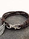 Leather Weave Bracelet (1 Set) Christmas Gifts