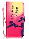 Назначение iPhone 8 iPhone 8 Plus iPhone 7 iPhone 7 Plus iPhone 6 Чехлы панели Бумажник для карт С узором Чехол Кейс для Соблазнительная