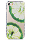 Lemon Pattern Tpu Material Highly Transparent Phone Case For iPhone 7 7 Plus 6s 6 Plus SE 5s 5