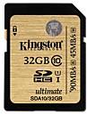 Kingston 32 Гб SD-карта карта памяти UHS-I U1 Class10